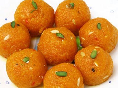 Motichoor Ladoo Recipe - Perfect Motichur Laddus - Indian Sweet - Secrets Revealed
