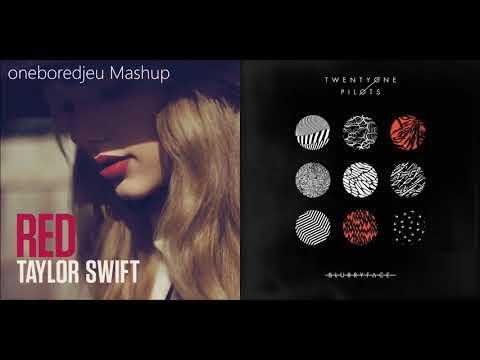 Swift Ride - Taylor Swift feat. Ed Sheeran vs. twenty one pilots (Mashup)