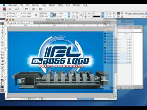 How to save a press quality PDF out of Adobe Indesign