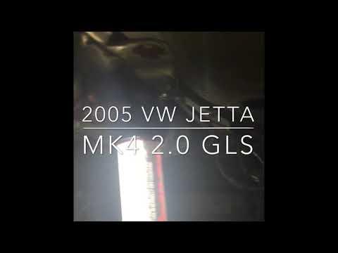 How to locate Volkswagen Jetta bank 1 oxygen sensor 1 sensor 2 sensor 3 p0144 p0142