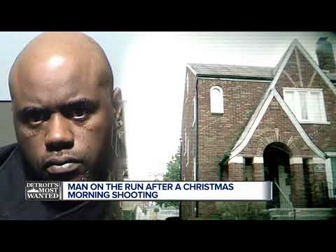 Detroit's Most Wanted: Delano Horn wanted for shooting on Christmas
