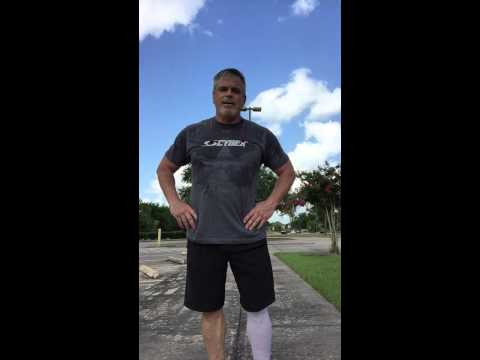 Progress Log-Day 10 Post Total Hip Replacement Surgery