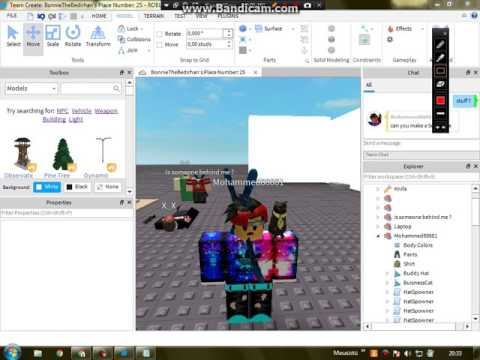 How To Move Parts Slowly In ROBLOX Studio