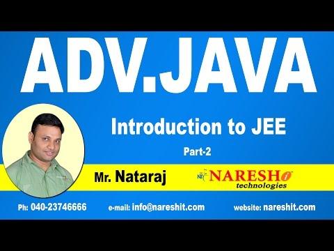 Introduction to Advanced Java-JME - Part-2 | Advanced Java Tutorial
