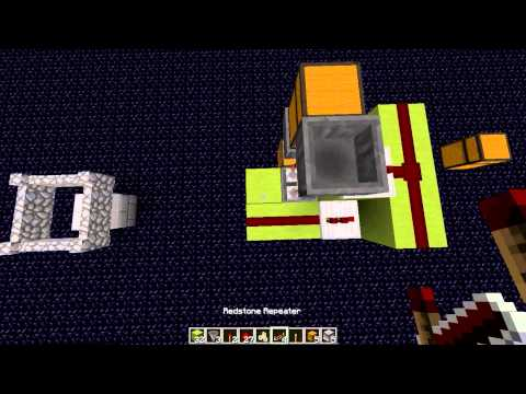 Minecraft: 3 Hopper Automatic Brewer! [5 Ingredient] [1.8] [Easy]
