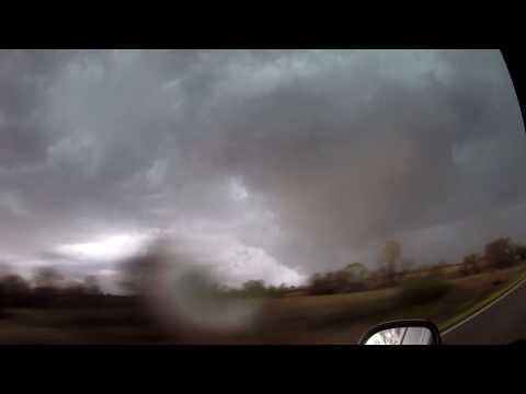 Just Before the Tescott Kansas Tornado May 1 2018