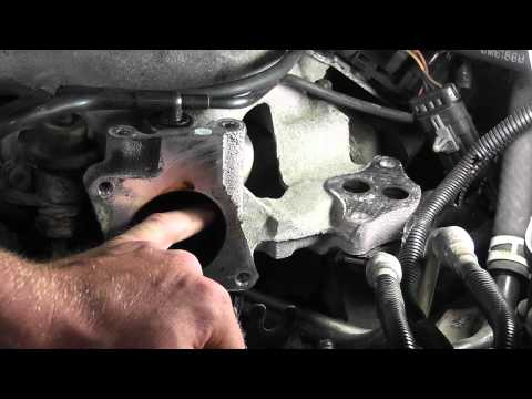 How to test for EGR flow problems (GM electronic EGR test) - P0401