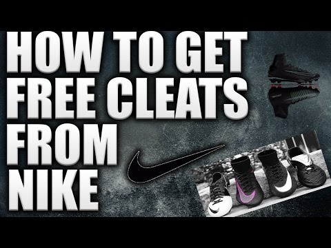 HOW TO GET FREE NIKE CLEATS/BOOTS!// NIKE CLAIMS