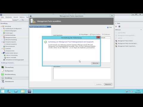 System Center 2012 R2 Operations Manager Tutorial: SQL Server Management Packs |video2brain.com