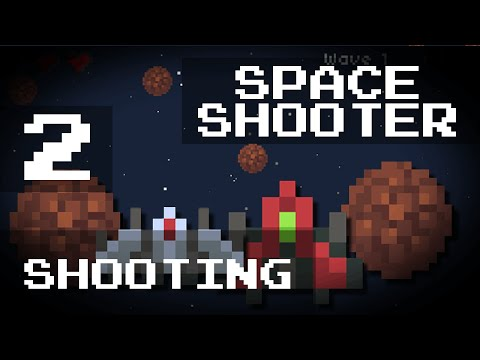 [Game Maker Tutorial] Easy Space Shooter - 2: Shooting