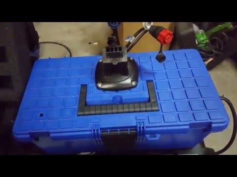 DIY Ice Fishing Box
