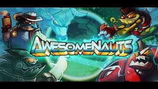 Part Robot, Part Human, Mostly Robot #Clunk | #Awesomenauts | QuickMatch