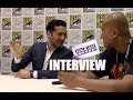 My Full Interview With Cas Anvar About THE EXPANSE Season 4