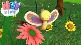 Farfallina Bella E Bianca Canzone Per Bambini