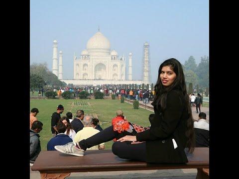 India Vlog- Agra, Jaipur and Delhi Vlog 2017 | Golden triangle | Naghma Syed✈
