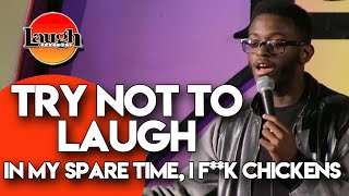 In My Spare Time, I F**k Chickens |Try Not To Laugh | Laugh Factory Stand Up Comedy