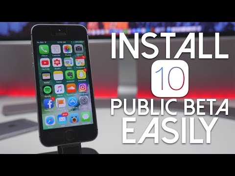 iOS 10 Public Beta: How To Install on iPhone, iPad, and iPod touch