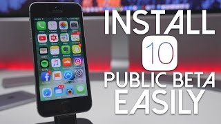 Ios 10 Public Beta How To Install On Iphone Ipad And Ipod Touch