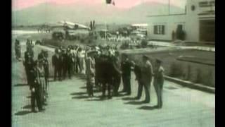 16-19/5/1963 Ο Κωνσταντίνος Καραμανλής, με τον στρατηγό Charles De Gaulle, στην Ελλάδα.