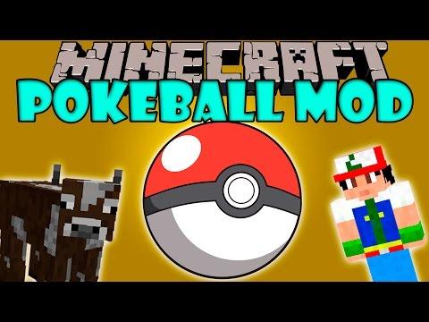 POKEBALL MOD - Agumon yo te elijo!! - Minecraft mod  1.5.2, 1.6.4, 1.7.2, 1.7.10 y 1.8 Review