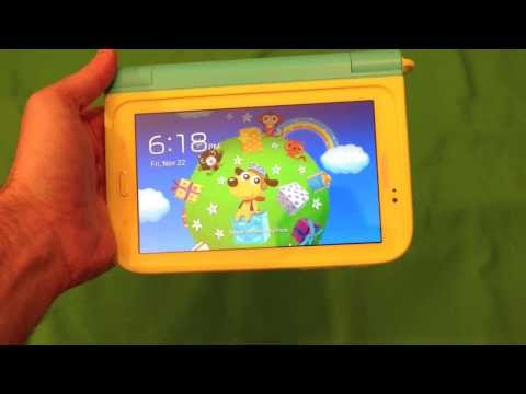 Samsung Galaxy Tab 3 Kids Edition, Hands-On Review With the 7