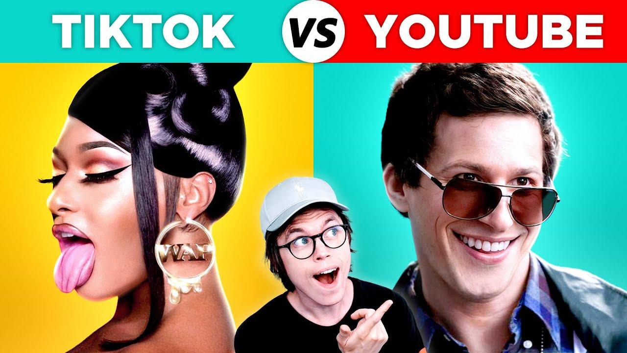 Songs that BLEW UP on TikTok vs YouTube #3