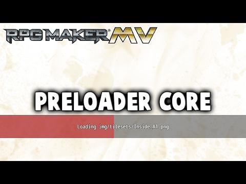 Preloader Core Plugin - RPG Maker MV