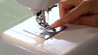 How To Use An Edge Stitcher Attachment Sewing Machine