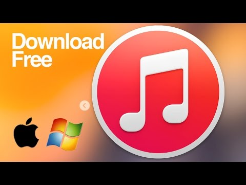 How to Download iTunes for Windows and Mac for FREE