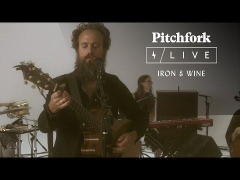 Iron & Wine   Pitchfork Live