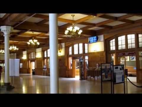 Inside The Amtrak Train Station Harrisburg Pa