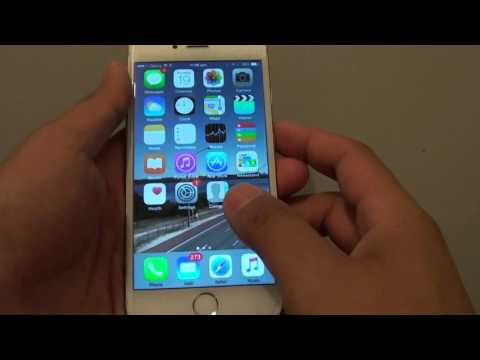 iPhone 6: How to Enable / Disable Call Waiting
