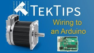 How To Wire An Arduino To A Clearpath Servo Motor