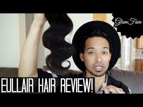 Eullair Hair Review | Brazilian Body Wave