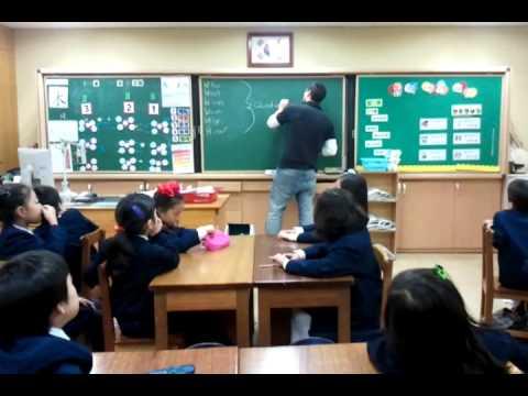 1st Grade Demo lesson
