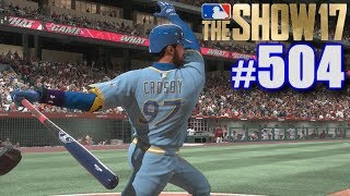 GET OUT THE RYE BREAD AND THE MUSTARD, GRANDMA! | MLB The Show 17 | Road to the Show #504