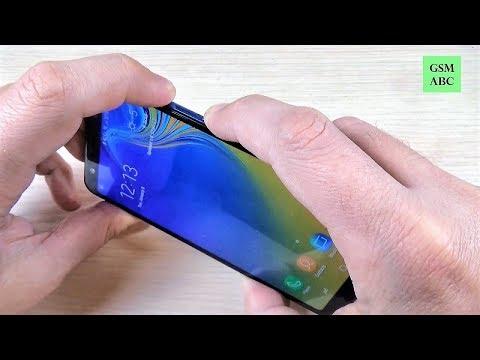 How to REBOOT FROZEN Samsung Galaxy A7 (2018)