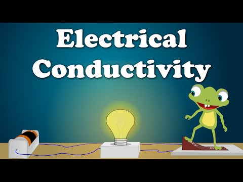 Electrical Conductivity | It's AumSum Time
