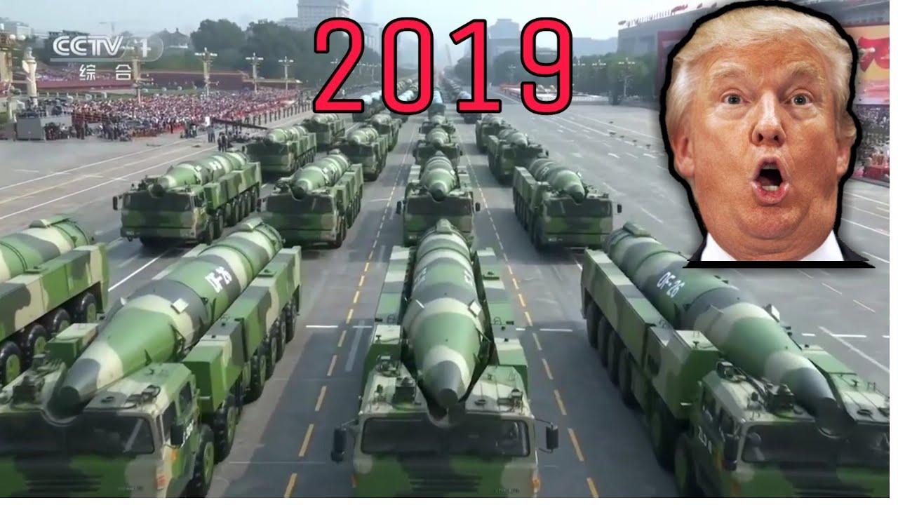 الصين ترعب العالم بعرض عسكري هو الاضخم في تاريخها China terrifies the world