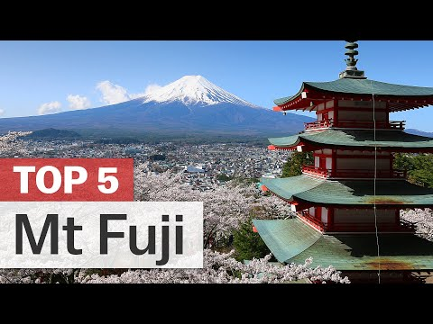 Top 5 Things to do Around Fuji | japan-guide.com