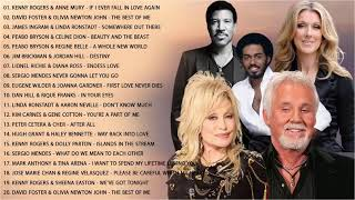 James Ingram, David Foster, Peabo Bryson, Dan Hill, Kenny Rogers - Duets Male and Female Love Songs