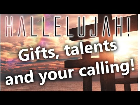 HOW DO I FIND/WHAT ARE MY GIFTS AND TALENTS? Christian Bible study video.Gifts and talents.