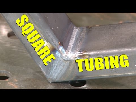 🔥 Tips for Welding Square Tubing