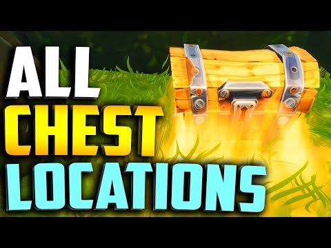 ALL WAILING WOODS CHEST LOCATIONS