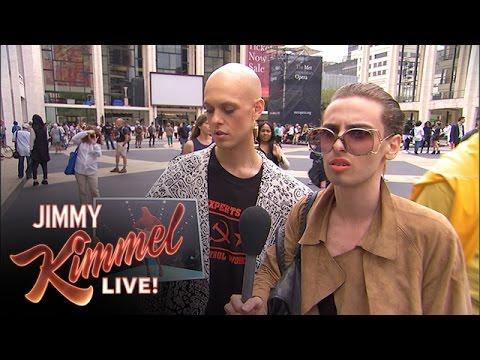 Lie Witness News - New York Fashion Week 2014