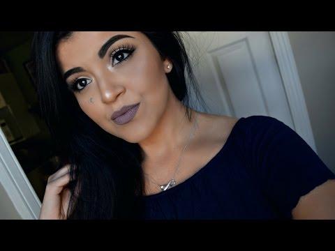 My Eyebrow Routine   Blanca Cruz