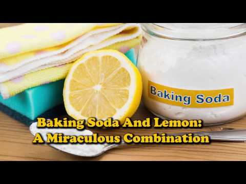 Lemon Juice and Baking Soda – A miraculous combination that can cure Cancer