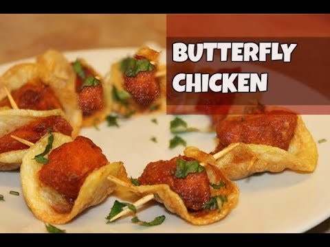 Butterfly Chicken Recipe By Chef Food | Iftar recipes | Ramadan special | Ramadan Iftar dishes