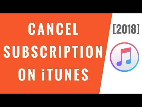 How To Cancel Subscription On iTunes [2018]