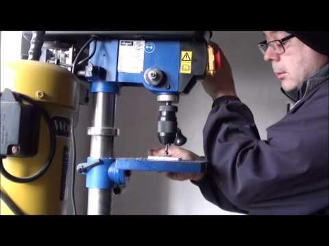 Laser Cut Aluminum plates for OX CNC